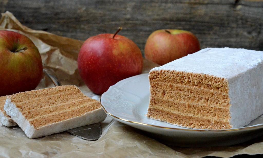 Рецепт пастилу из яблок в домашних условиях